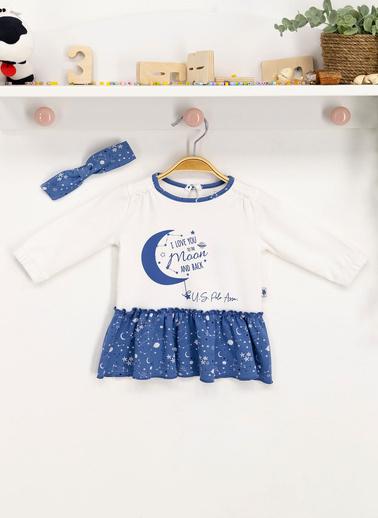 U.S. Polo Assn. Elbise İndigo